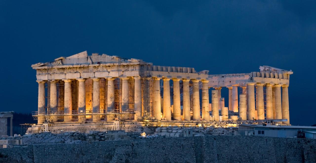 Parthenon, Acropolis Athen, Hellas