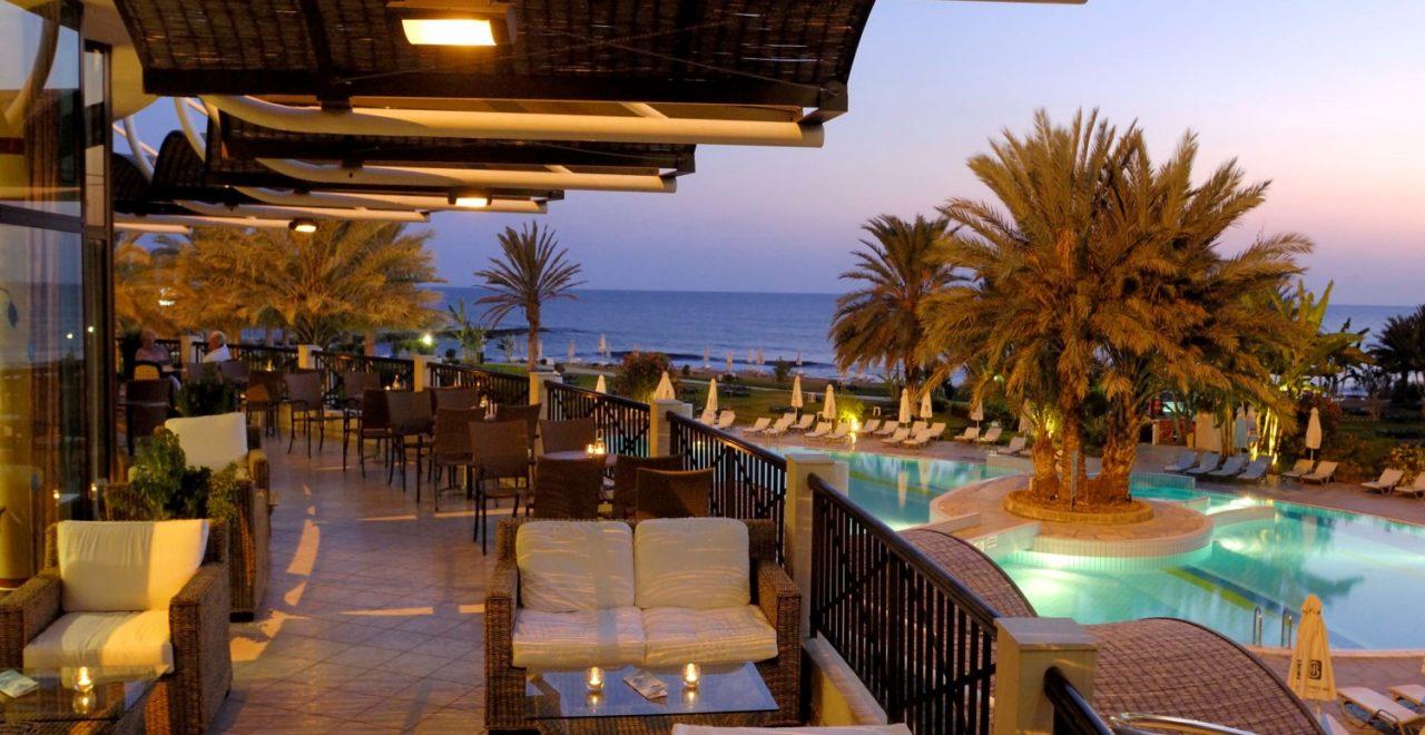 Athena Beach hotel Pafos Kypros