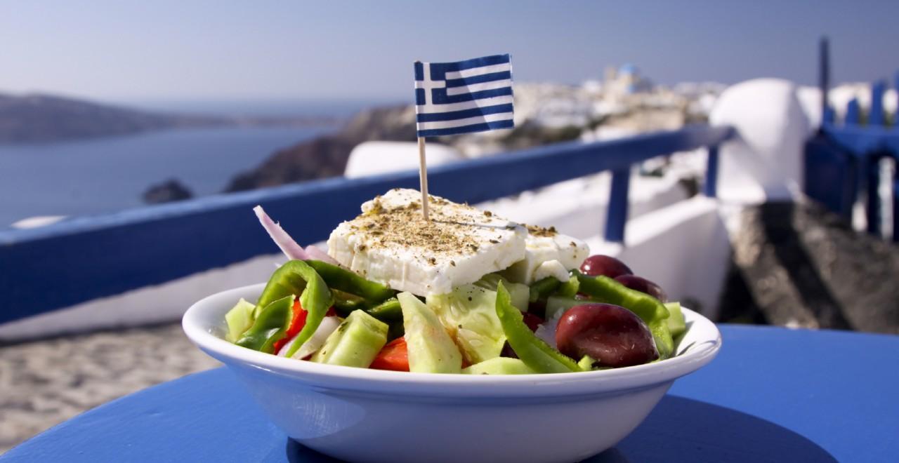 Hellas, mat