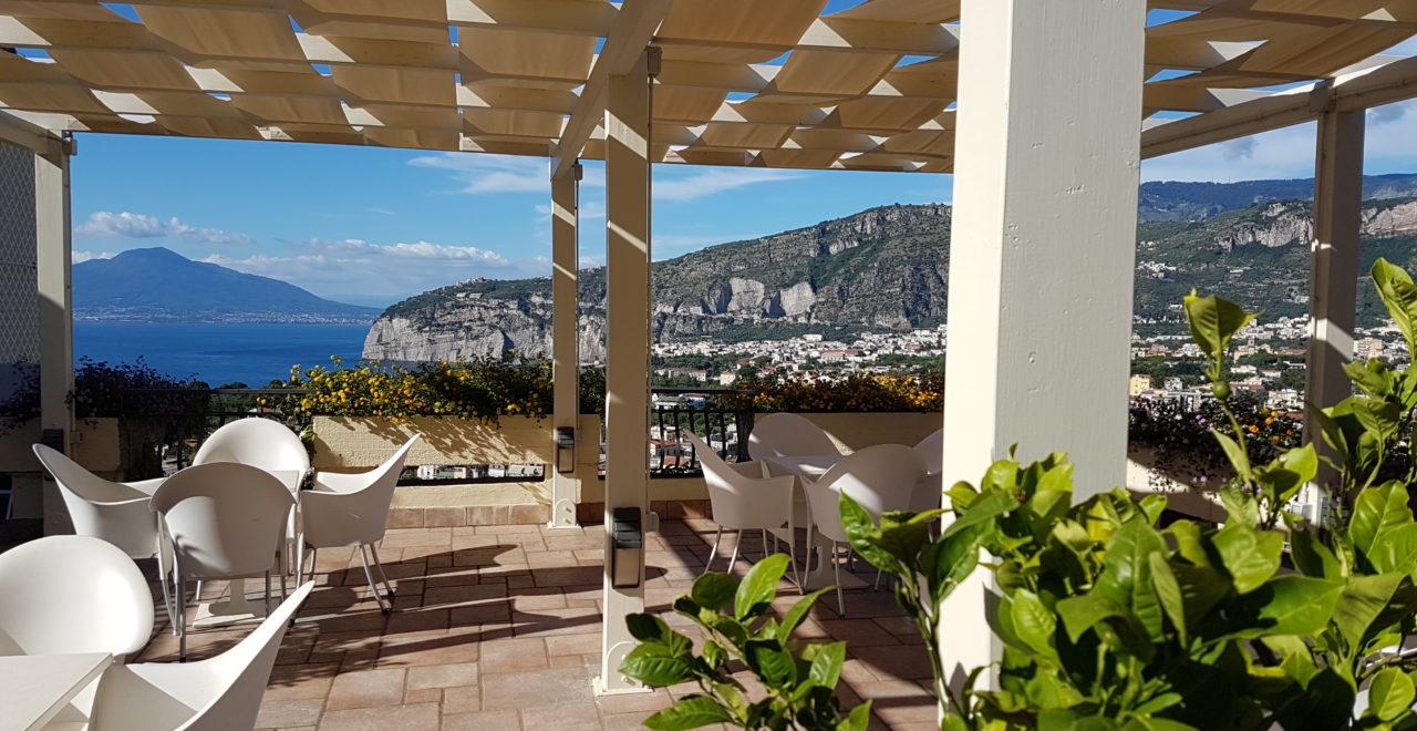 Italia campania sorrento hotel cristina