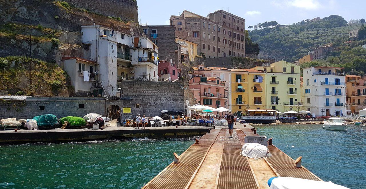 Italia campania sorrento marina grande