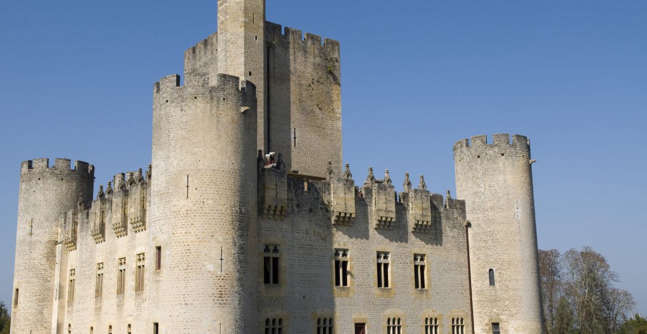 Frankrike_Bordeau_Château de la Roquetaillade