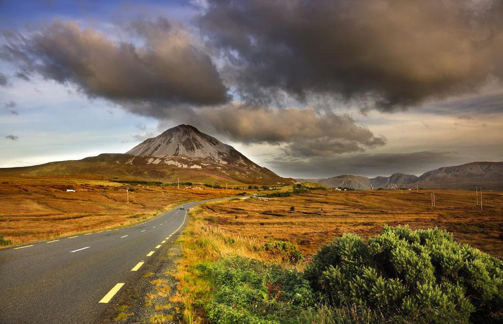 Mount Errigal, Nord-Irland
