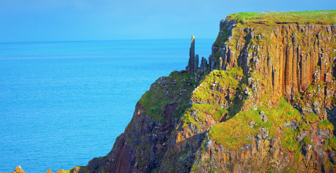 The Chimney Stacks, Giant's Causeway, Nord-Irland