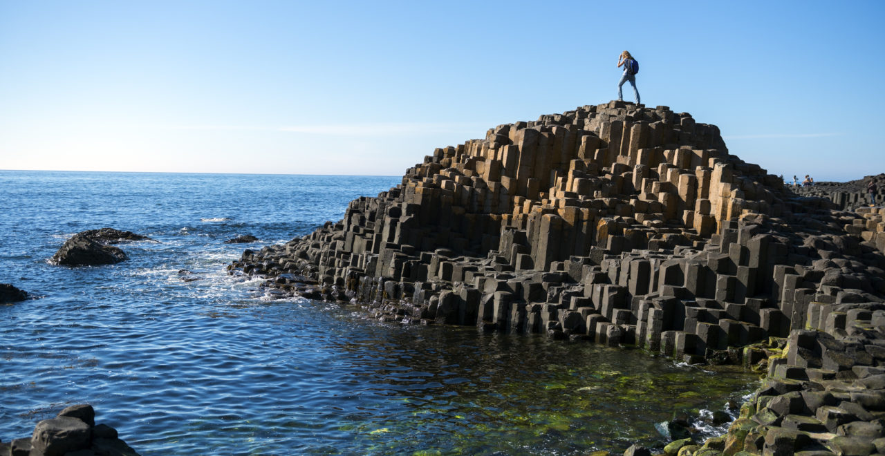 Giant's causeway, Nord-Irland