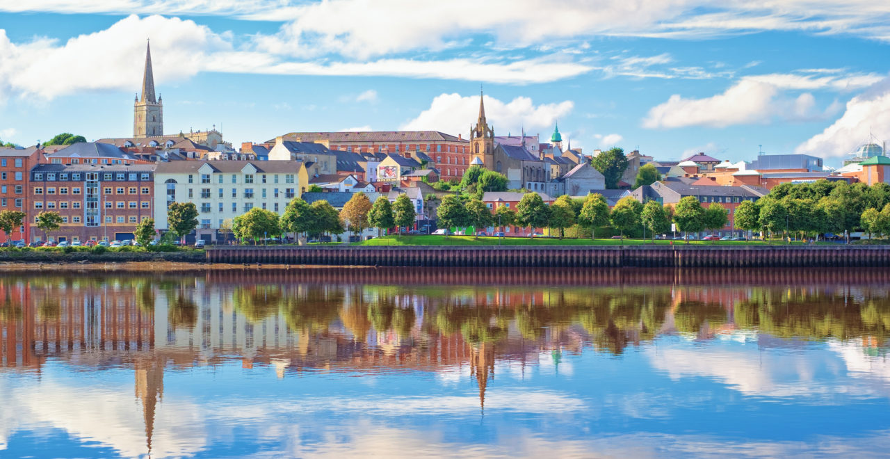 Londonderry, Derry, Nord-Irland