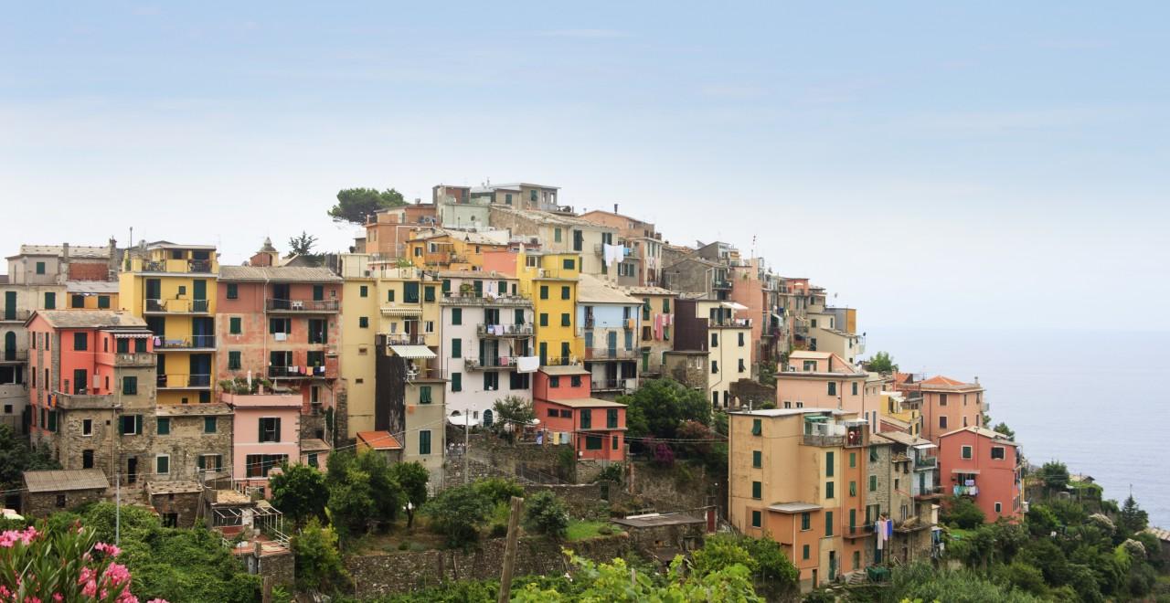 Corniglia Cinque Terre Liguria Italia