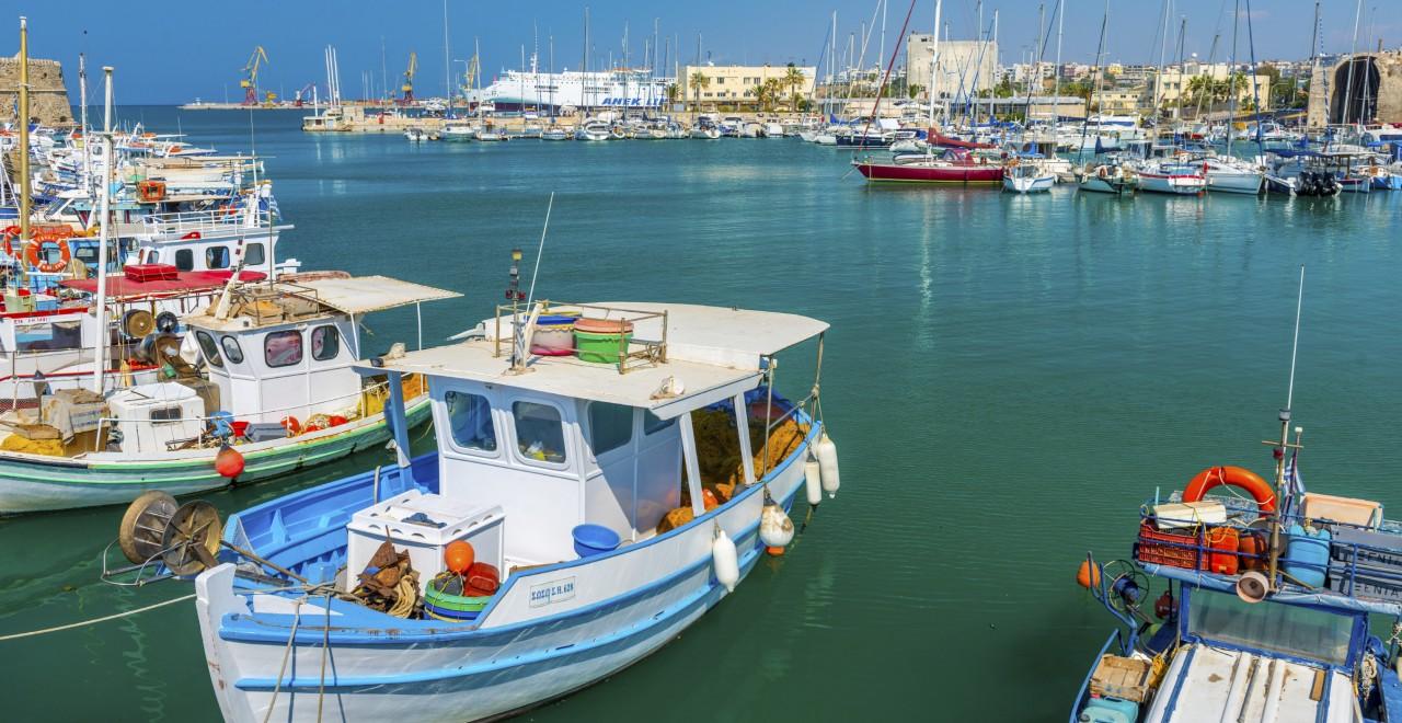 Heraklion Hellas Kreta