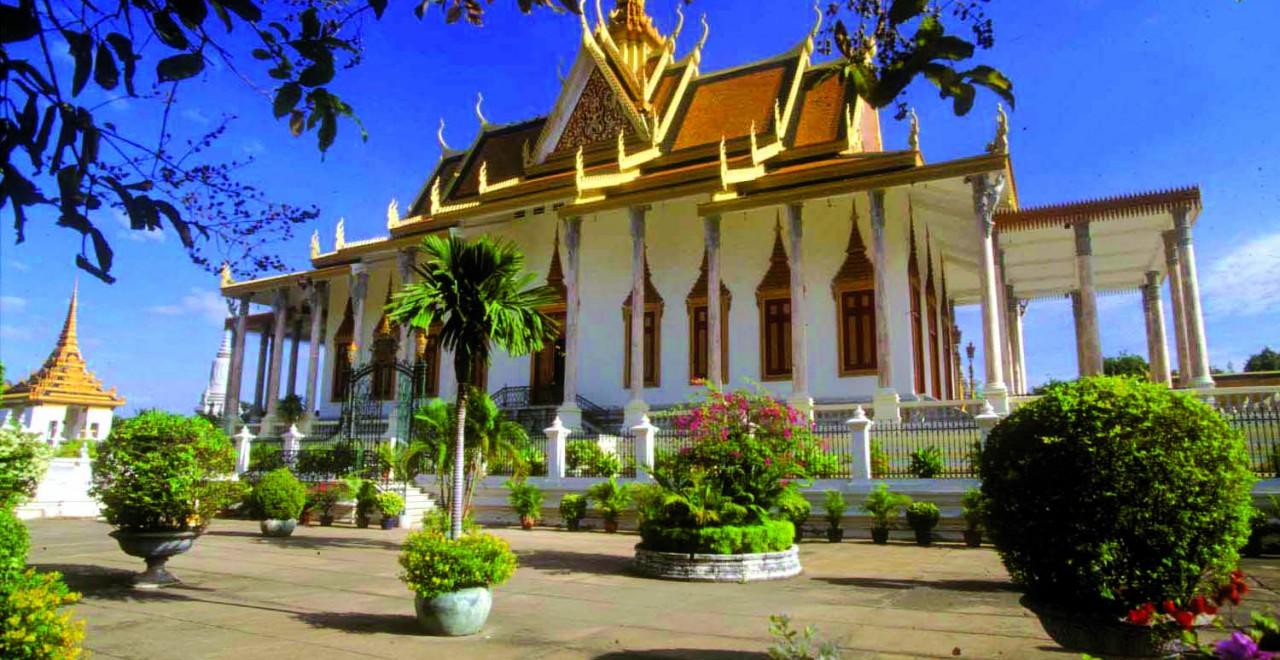 Phnom Penh, Kambodsja, Royal Palace