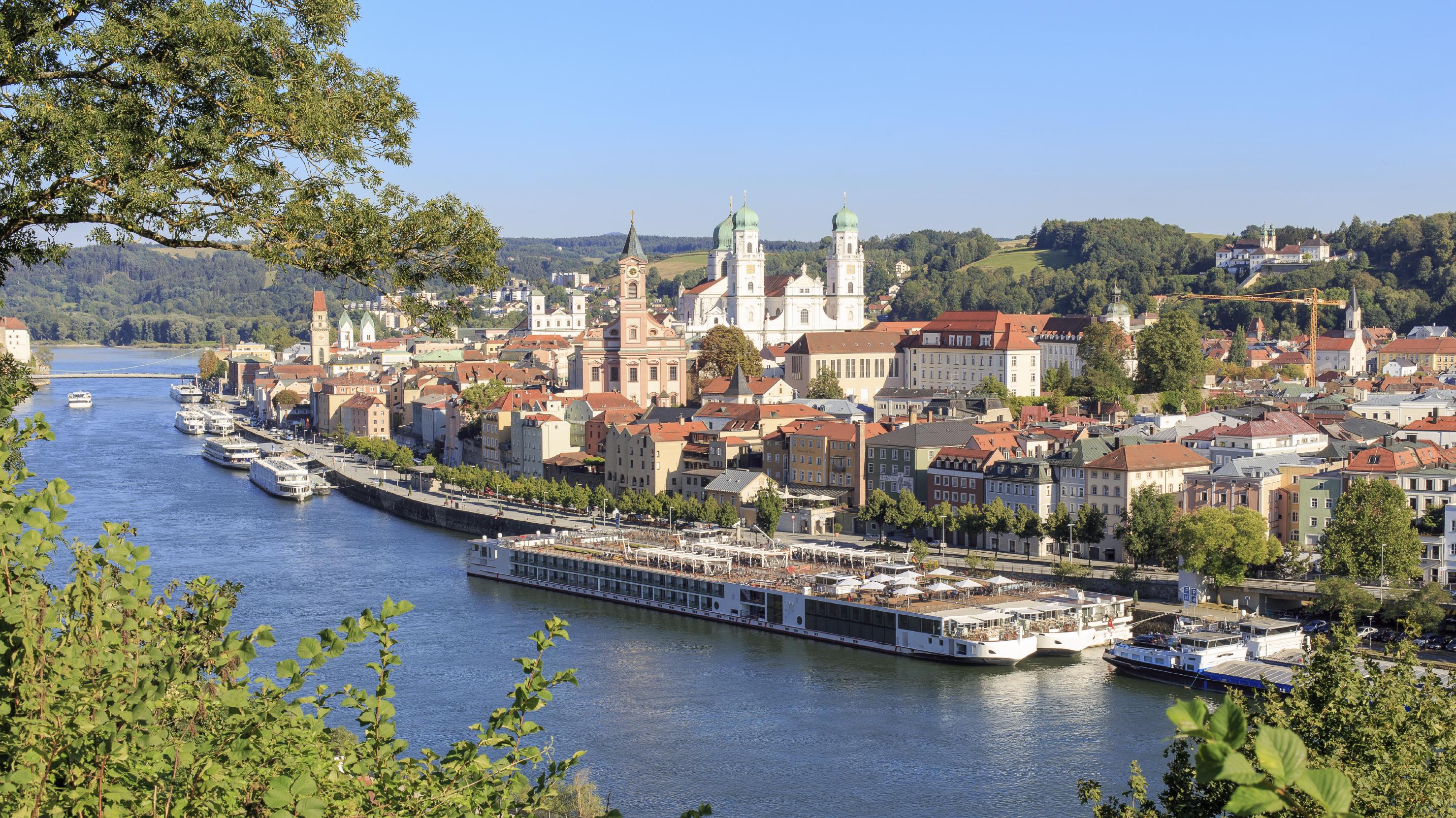 Elvecruise Donau, Main og Rhinen