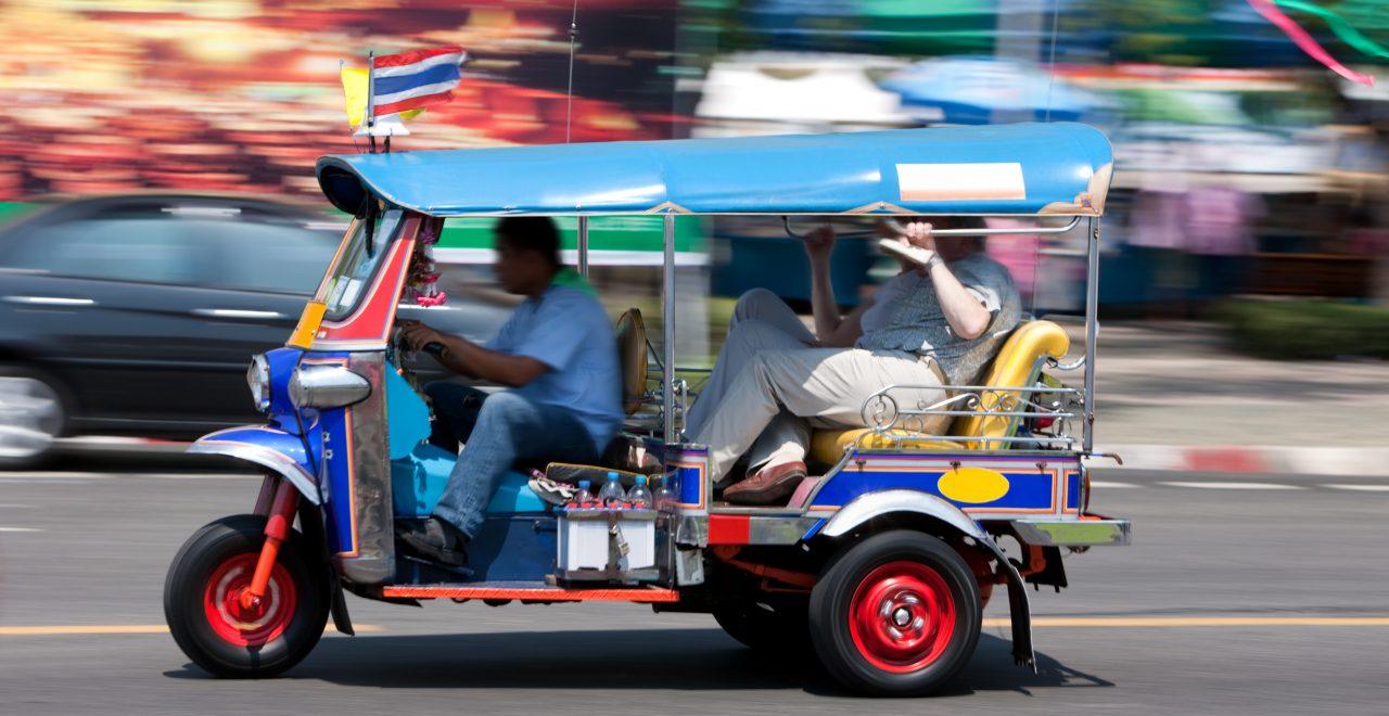 reise thailand visum