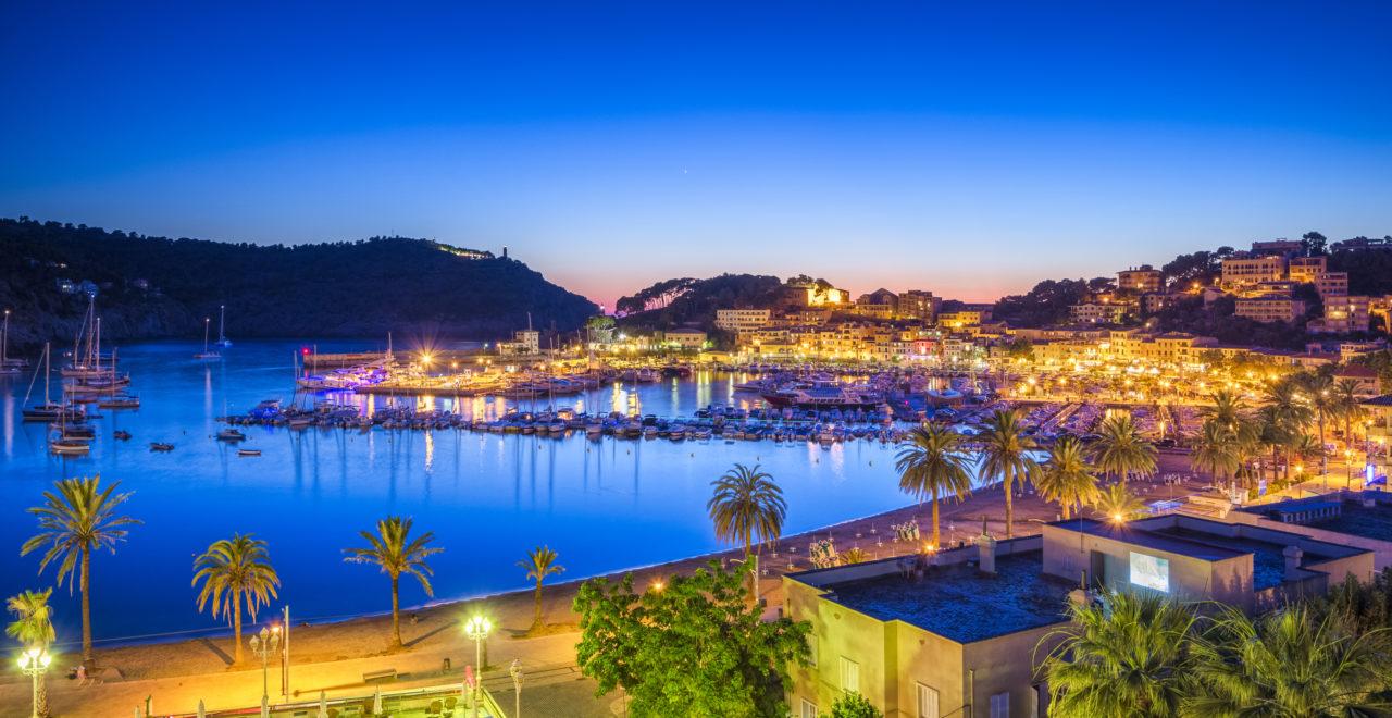 Port de Soller Mallorca Spania