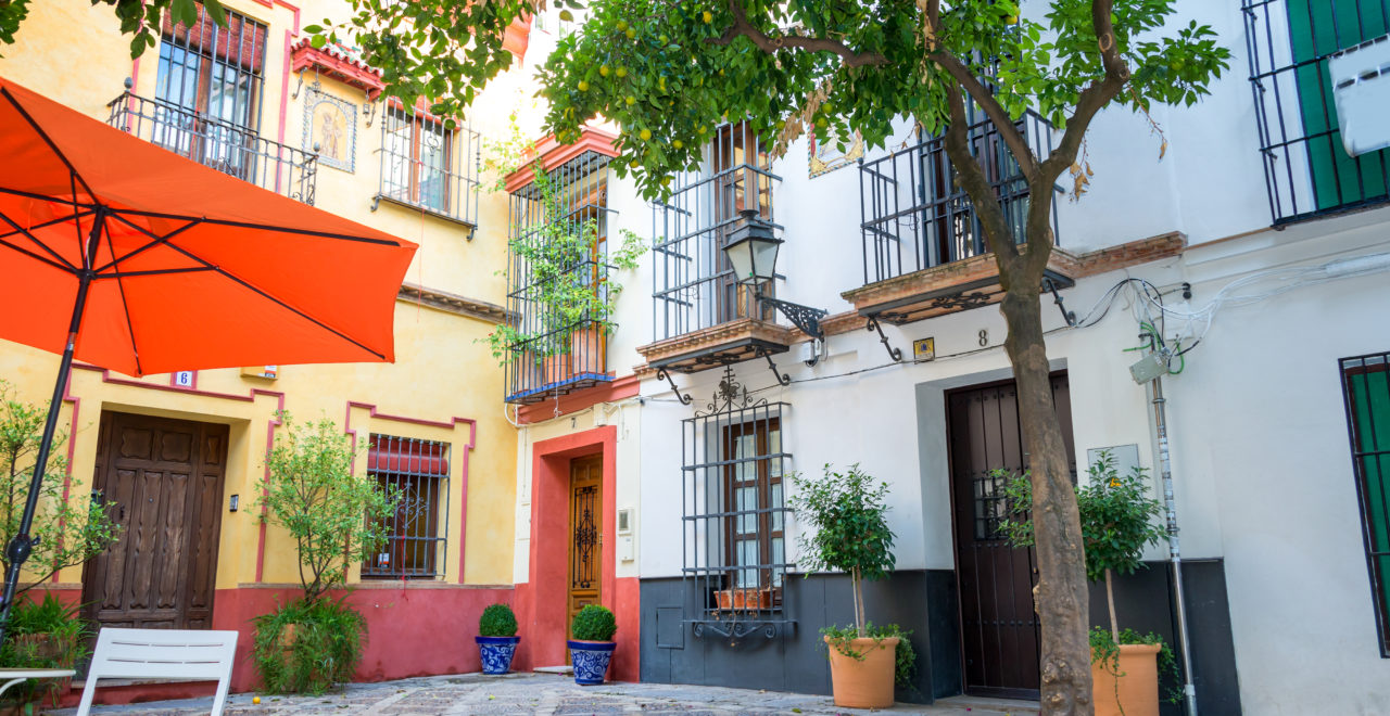 Sevilla Spania