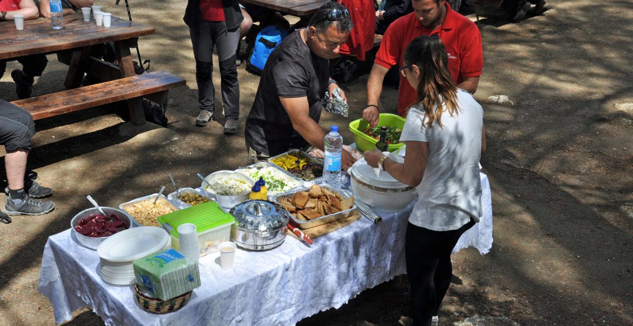 Kypros_Akamas_Vandring_piknik