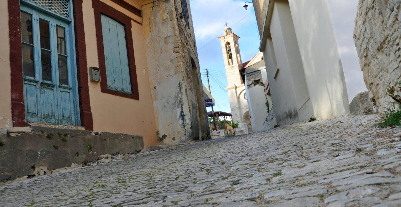 Kypros_Trodos_landsby