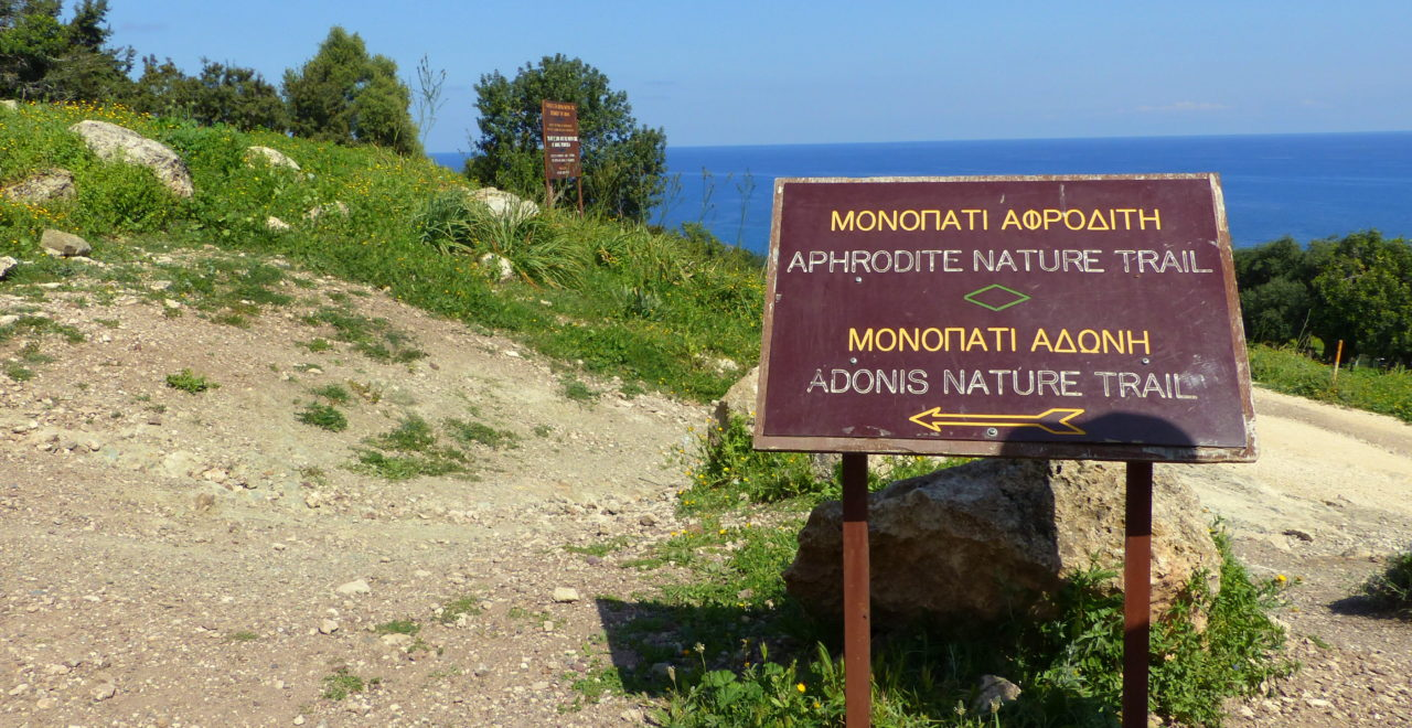 Kypros vandring