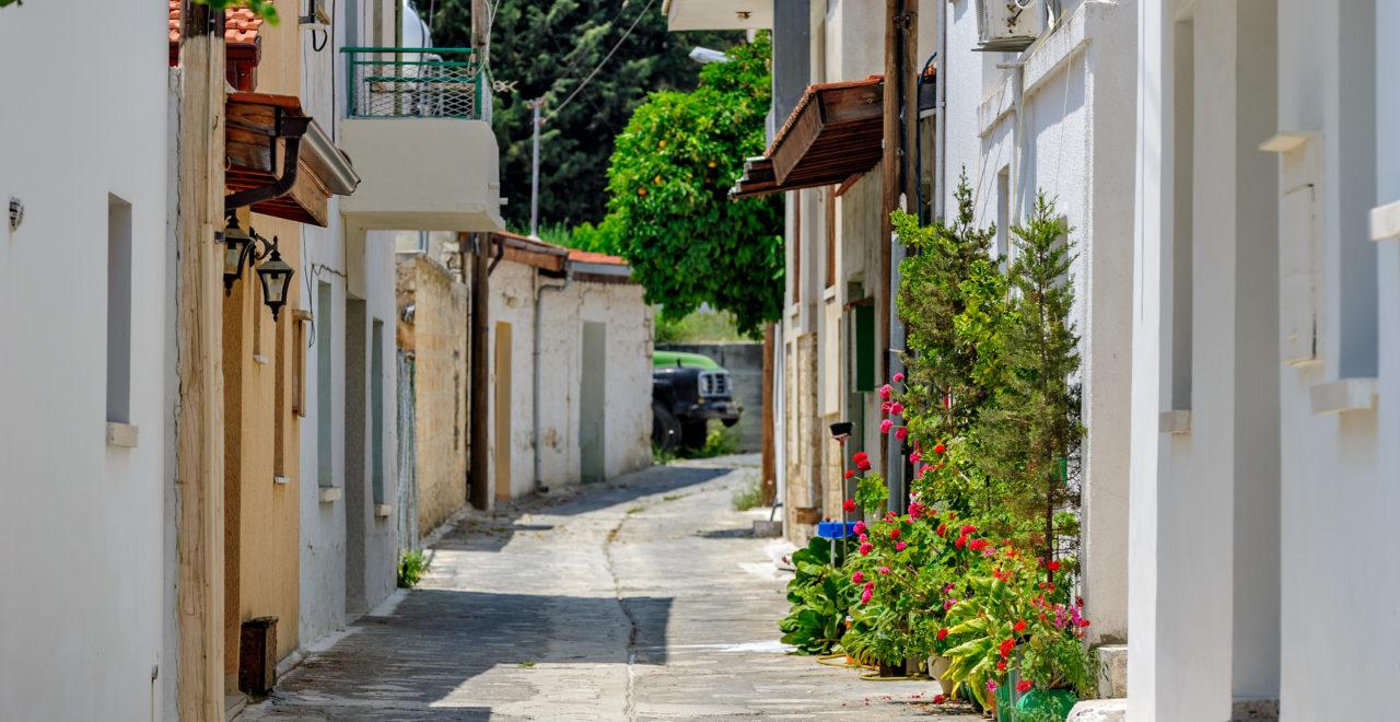 Omodos Kypros