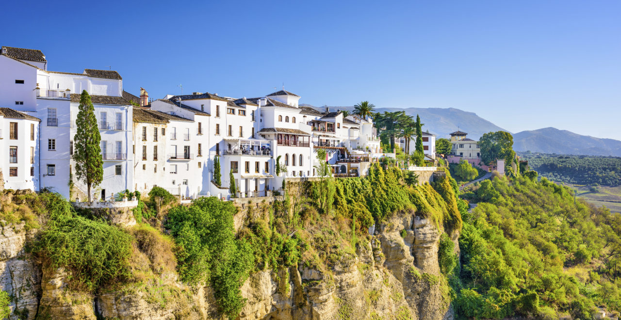 Spania Andalusia Ronda