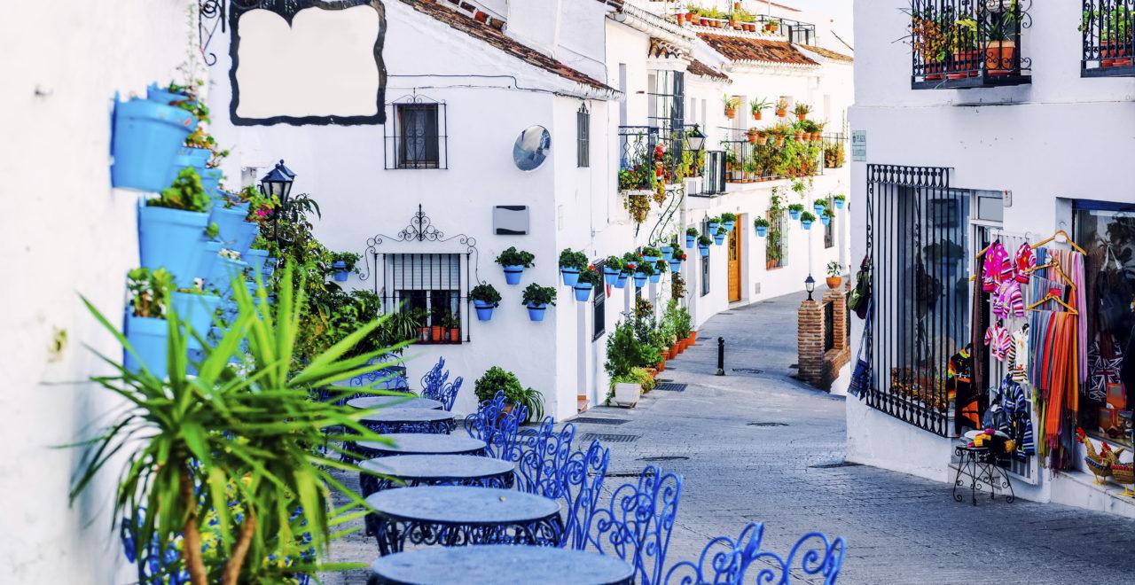 Spania Andalusia Mijas