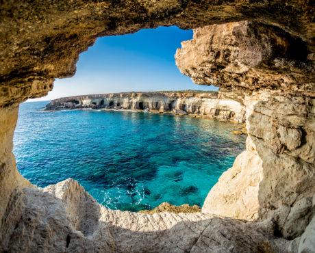 Grotte Ayia Napa Kypros