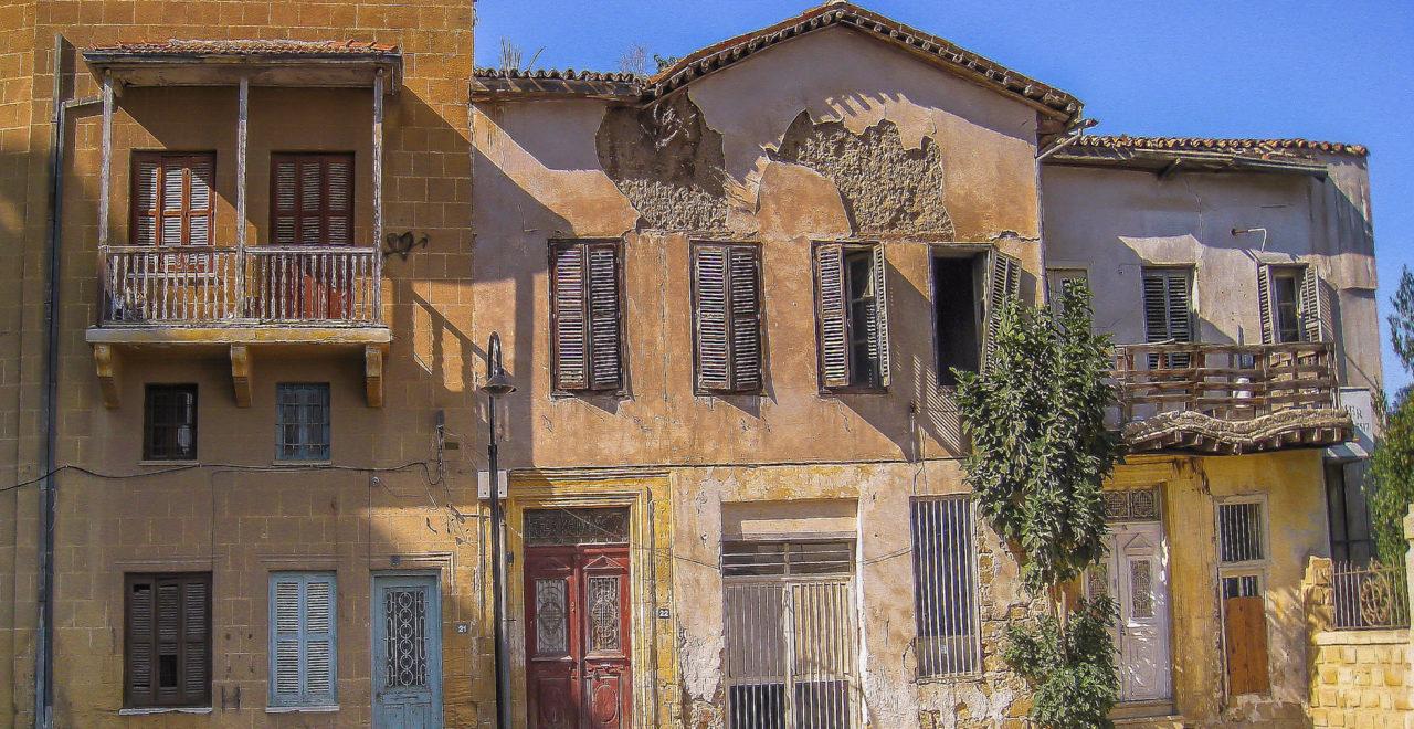 Nikosia, Nord-Kypros, foto:Geoff Burgess
