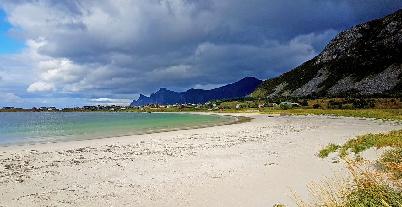 Norge_Lofoten_Ramberg_strand