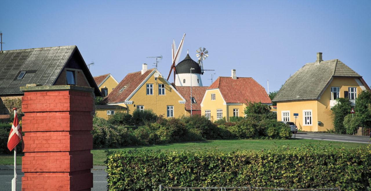 Danmark Bornholm Gudhjem