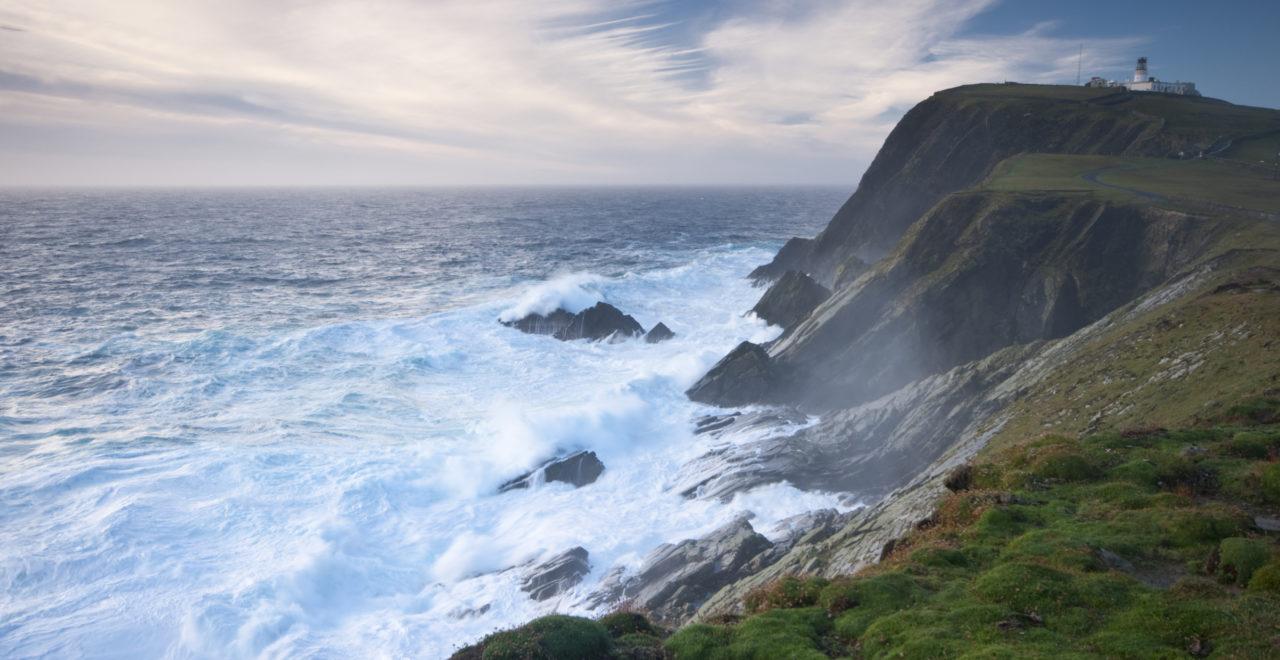 Sumburgh Head, Shetland, Skottland