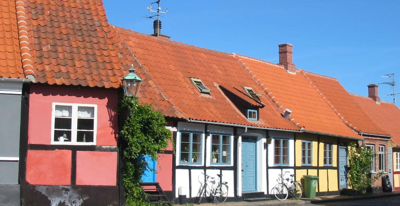 Danmark Bornholm Rønne