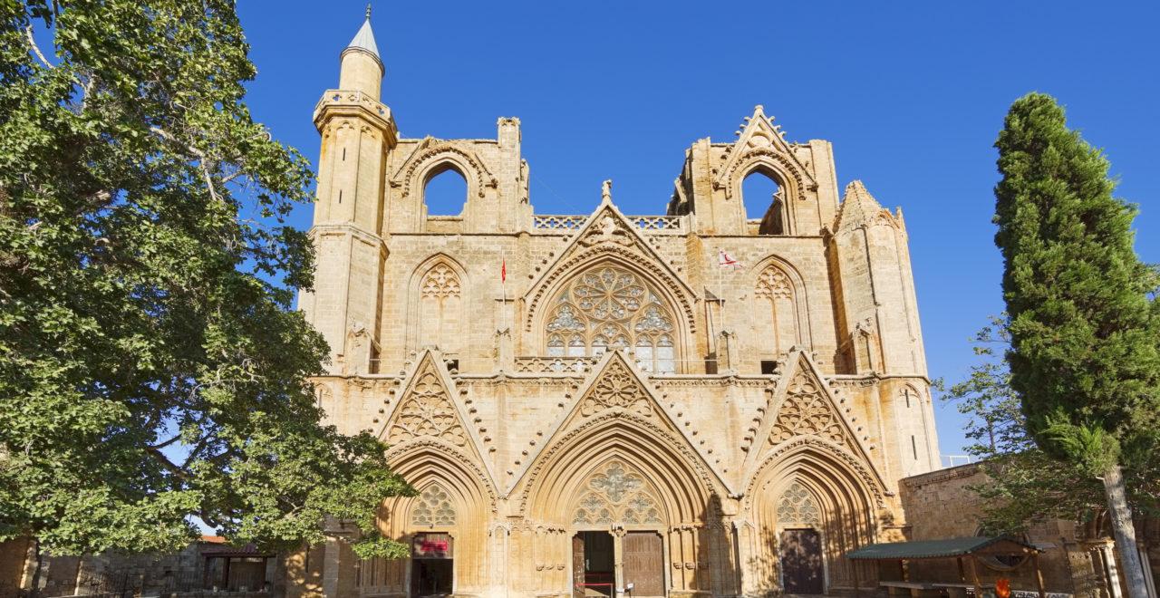Saint Nicholas katedral, Famagusta, Nord-Kypros