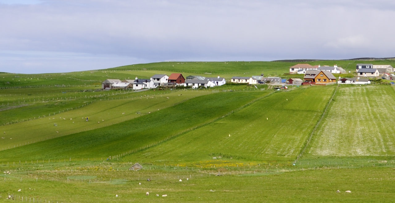 Skottland, Shetland