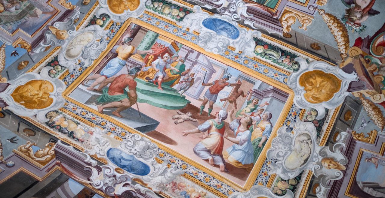 Italia_Umbria_Trevi_hotell_Anticadimoraallarocca
