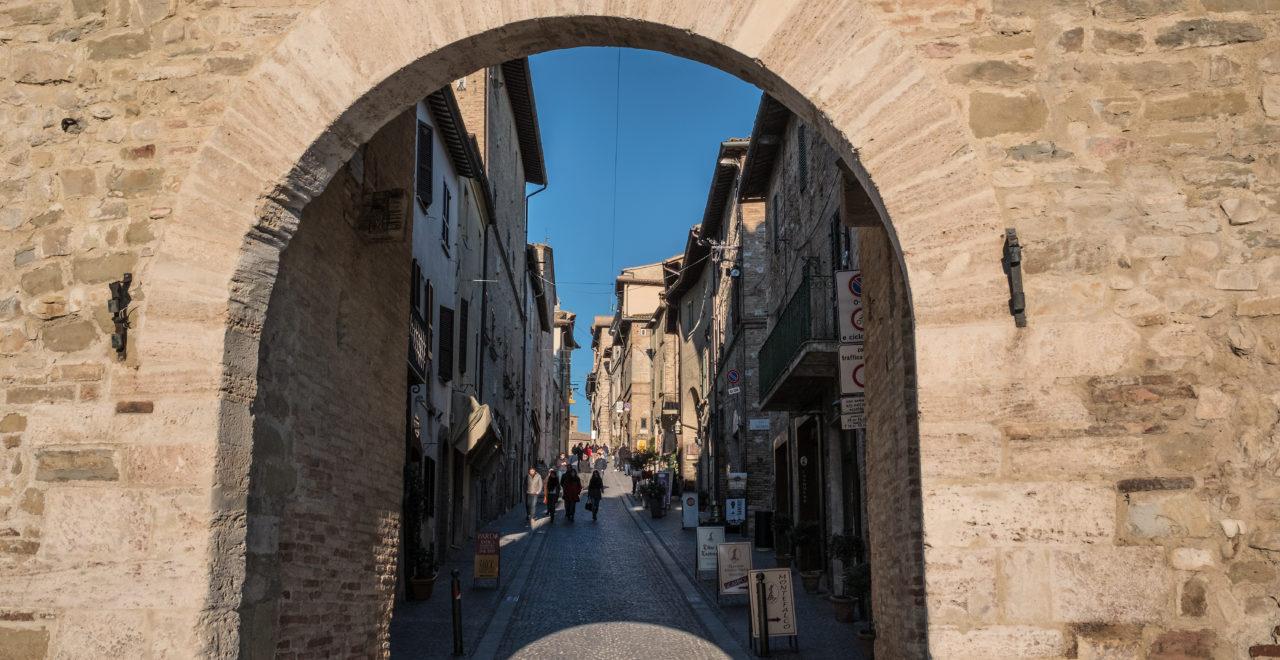 Italia, Umbria, Montefalco
