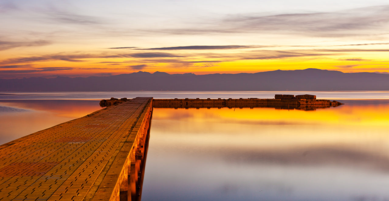 Ohridsjøen, Makedonia
