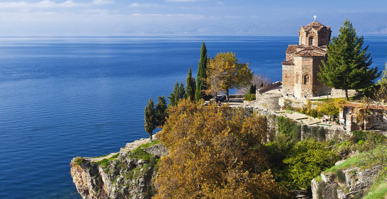 Makedonia Ohridsjøen