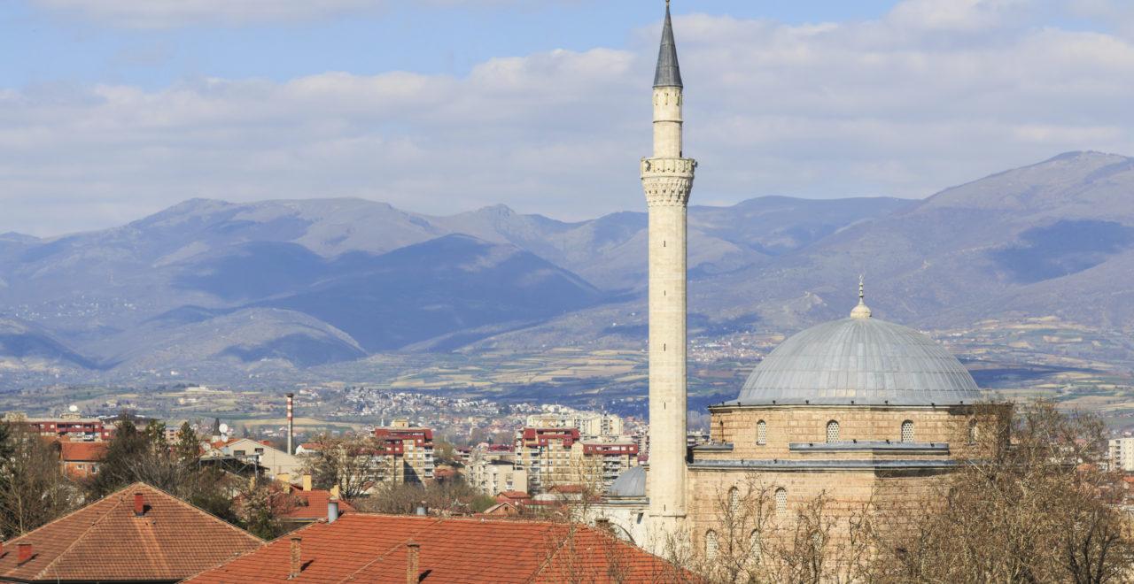 Makedonia, Mustafa Pasha moskeen i Skopje