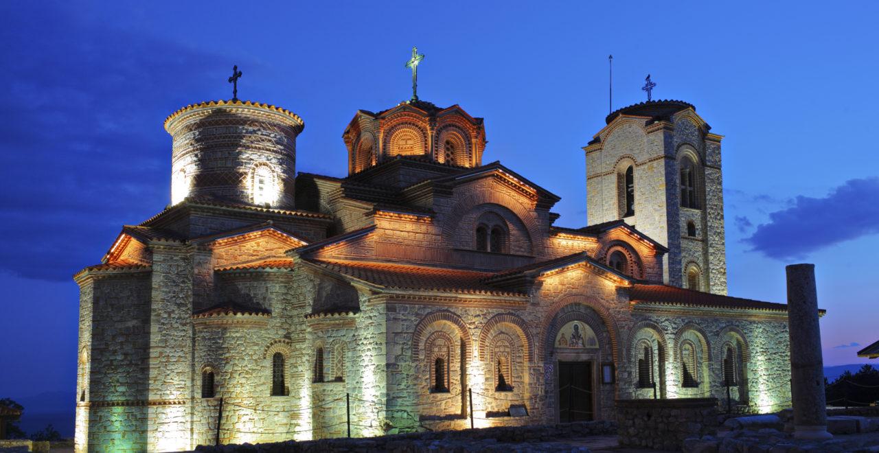 Ohrid Makedonia