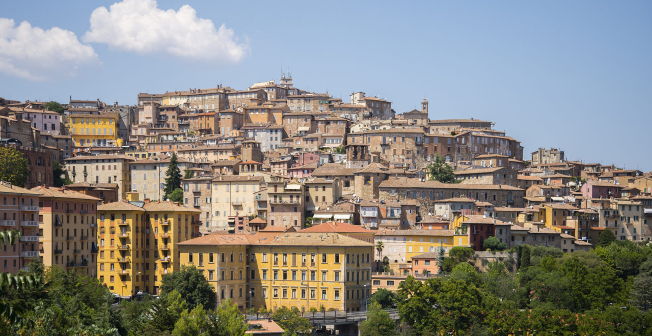 Perugia Umbria Italia