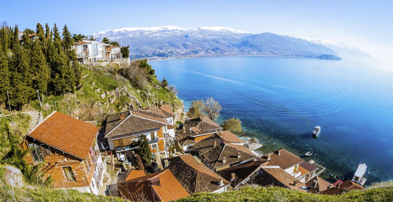 Ohridsjøen Makedonia