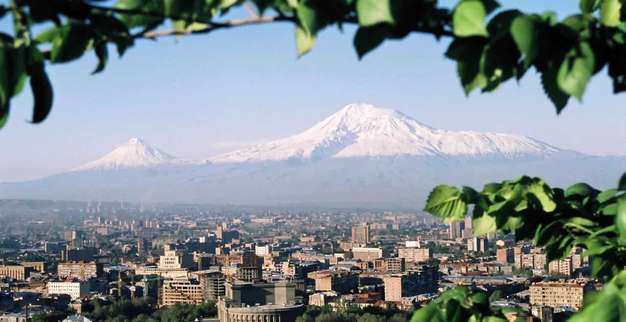 Mount Ararat Jerevan Armenia