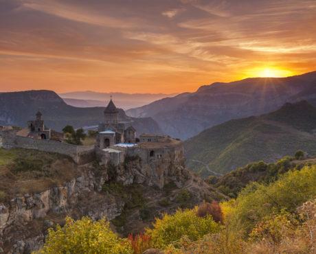 Tatev kloster Armenia