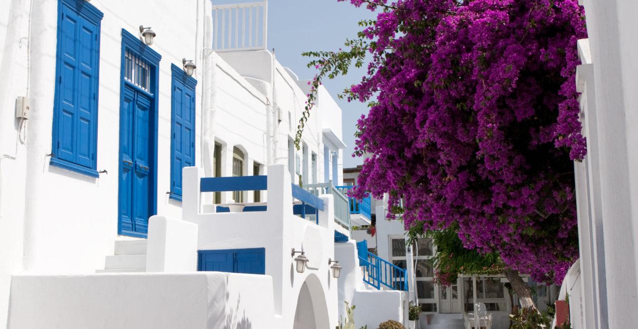 Mykonos Kykladene Hellas