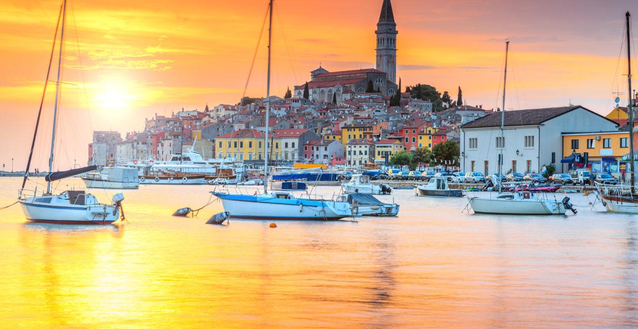 Kroatia Istria Rovinj
