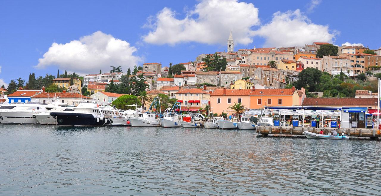Vrsar Istria Kroatia