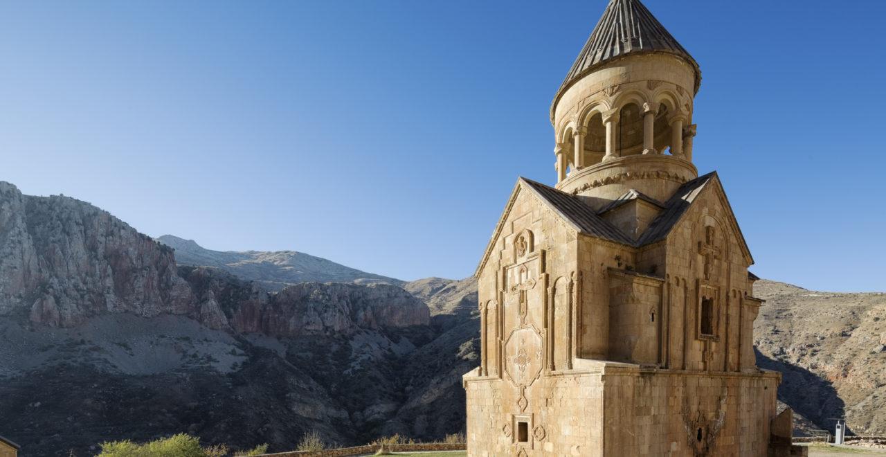 Noravank kloster Armenia