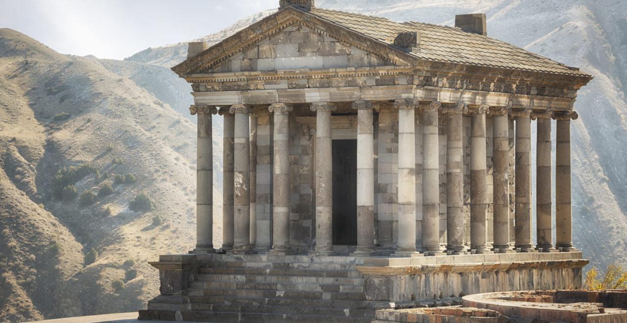Armenia Garni tempel
