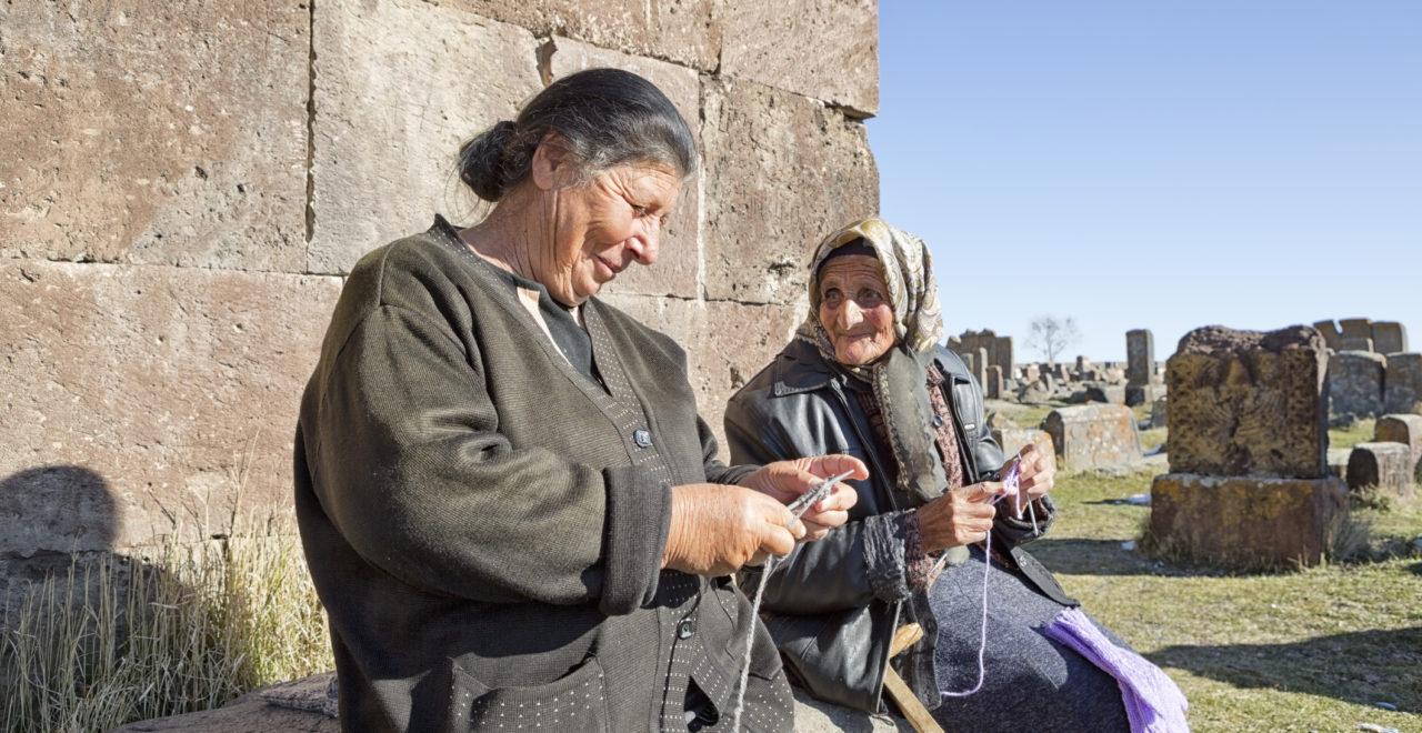 Armenia kvinner
