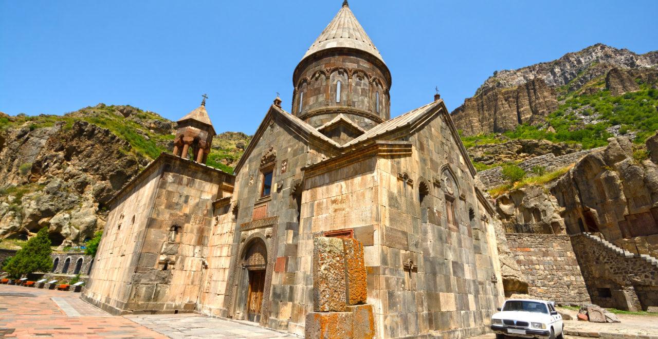 Geghard kloster Armenia