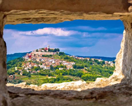 Motovun Istria Kroatia