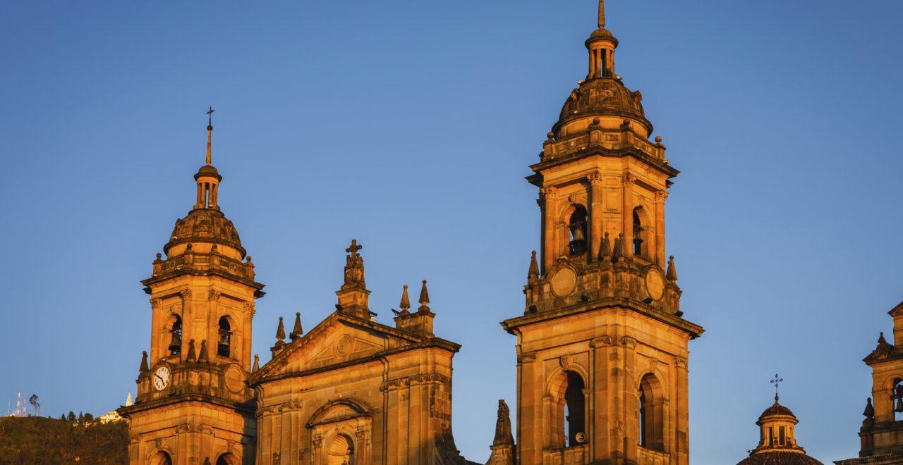 Bogota, Colombai, Primada-katedralen
